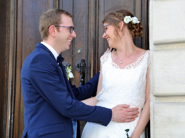 Le mariage de Clément et Aurélie à Les Touches, Loire Atlantique 13