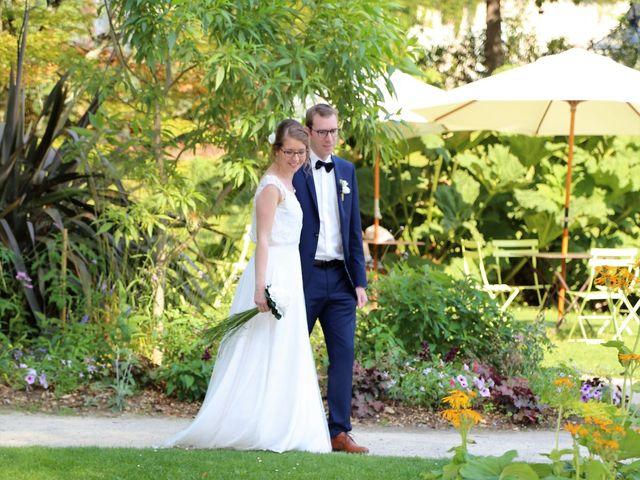 Le mariage de Clément et Aurélie à Les Touches, Loire Atlantique 19