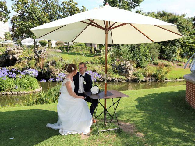 Le mariage de Clément et Aurélie à Les Touches, Loire Atlantique 20