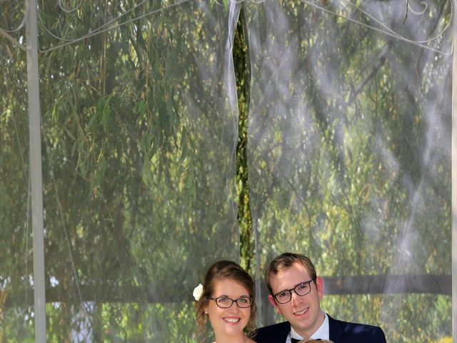 Le mariage de Clément et Aurélie à Les Touches, Loire Atlantique 25