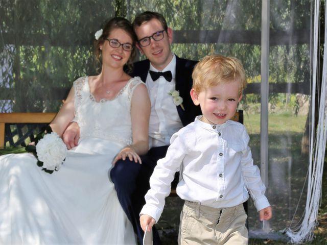 Le mariage de Clément et Aurélie à Les Touches, Loire Atlantique 26