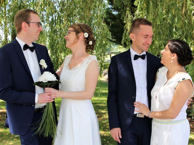 Le mariage de Clément et Aurélie à Les Touches, Loire Atlantique 39