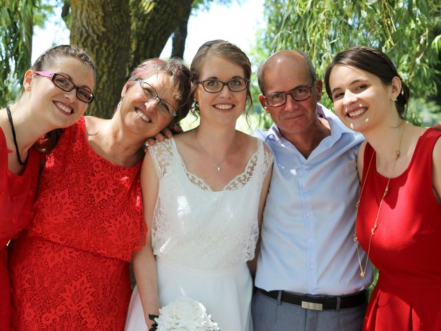 Le mariage de Clément et Aurélie à Les Touches, Loire Atlantique 41