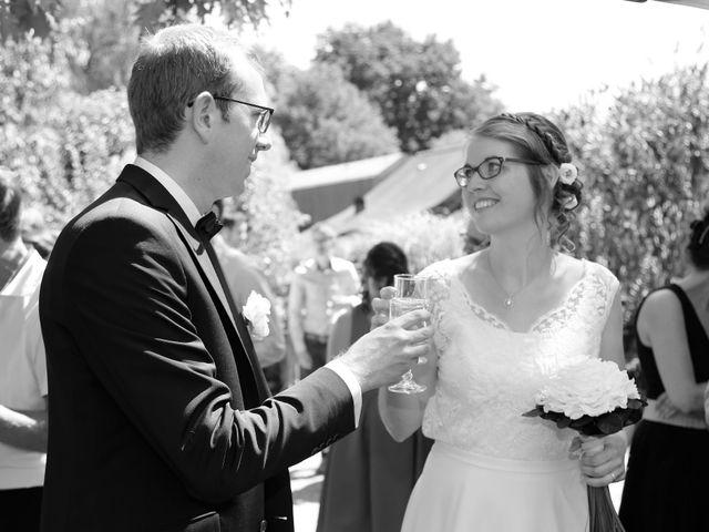 Le mariage de Clément et Aurélie à Les Touches, Loire Atlantique 44