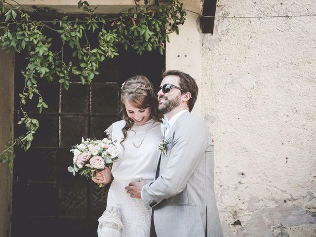 Le mariage de Fanny et Guillaume