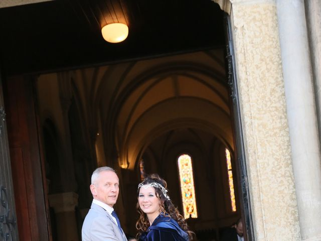 Le mariage de Guillaume et Cécilia à Saint-André-le-Gaz, Isère 28