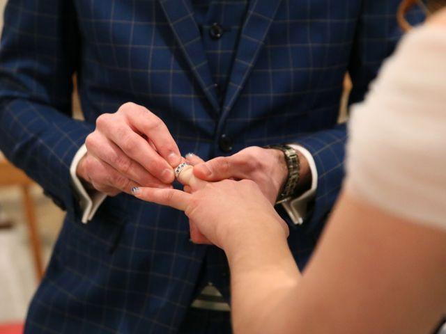Le mariage de Guillaume et Cécilia à Saint-André-le-Gaz, Isère 30