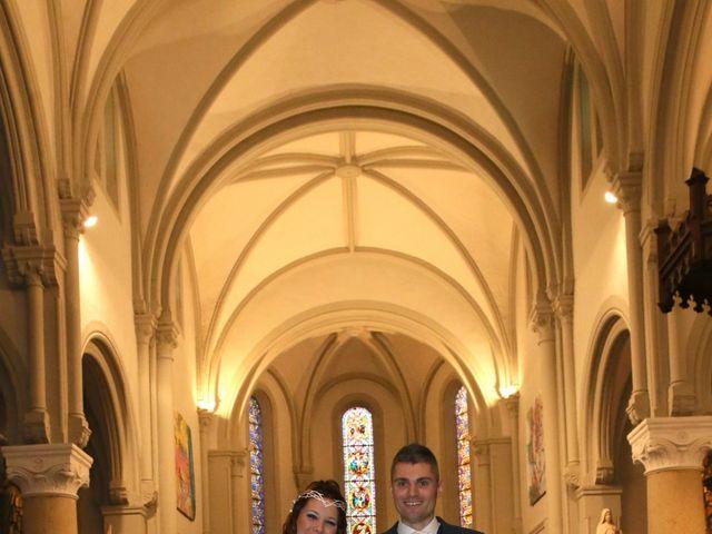Le mariage de Guillaume et Cécilia à Saint-André-le-Gaz, Isère 31