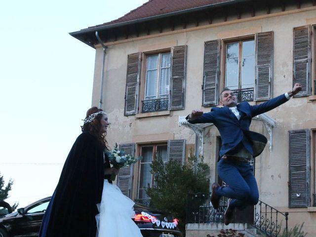 Le mariage de Guillaume et Cécilia à Saint-André-le-Gaz, Isère 33