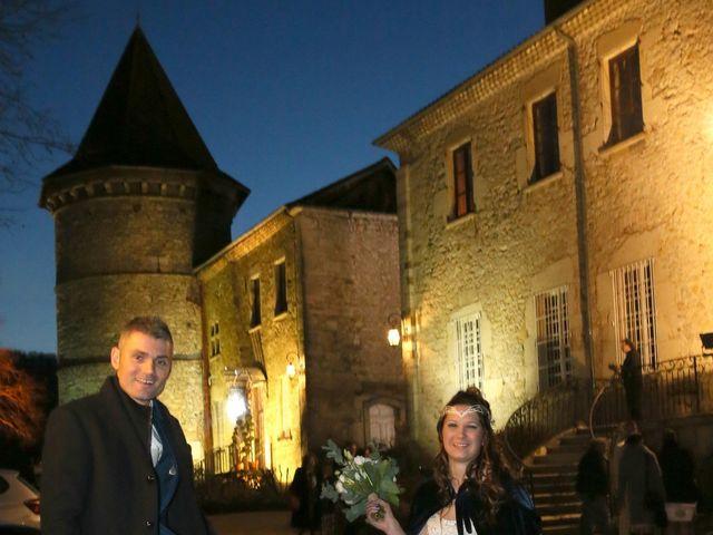Le mariage de Guillaume et Cécilia à Saint-André-le-Gaz, Isère 35