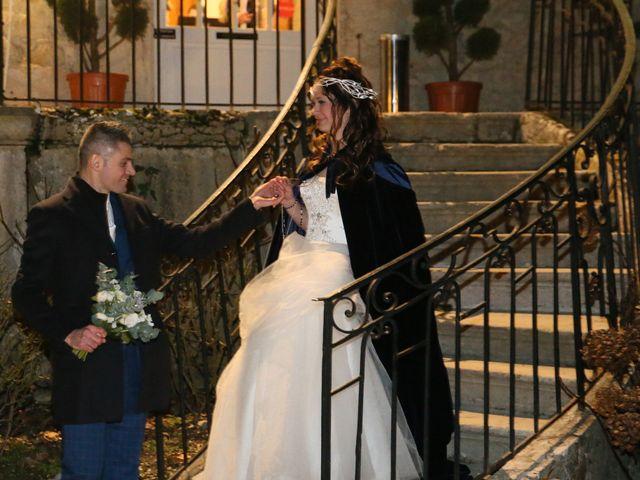 Le mariage de Guillaume et Cécilia à Saint-André-le-Gaz, Isère 36