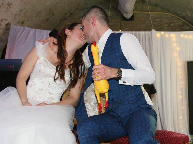 Le mariage de Guillaume et Cécilia à Saint-André-le-Gaz, Isère 38
