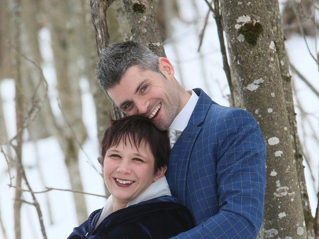 Le mariage de Guillaume et Cécilia à Saint-André-le-Gaz, Isère 45