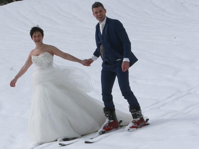Le mariage de Guillaume et Cécilia à Saint-André-le-Gaz, Isère 47