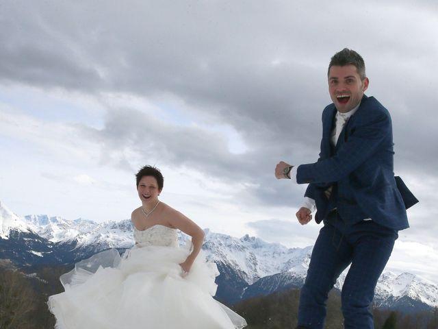 Le mariage de Guillaume et Cécilia à Saint-André-le-Gaz, Isère 51