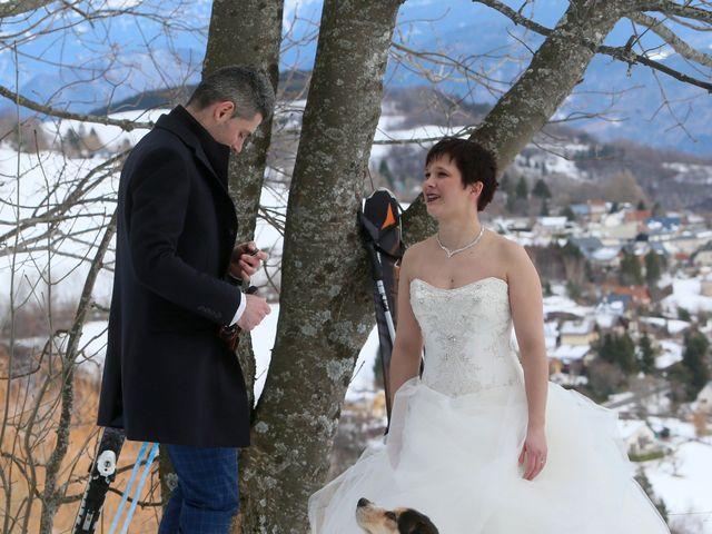 Le mariage de Guillaume et Cécilia à Saint-André-le-Gaz, Isère 52