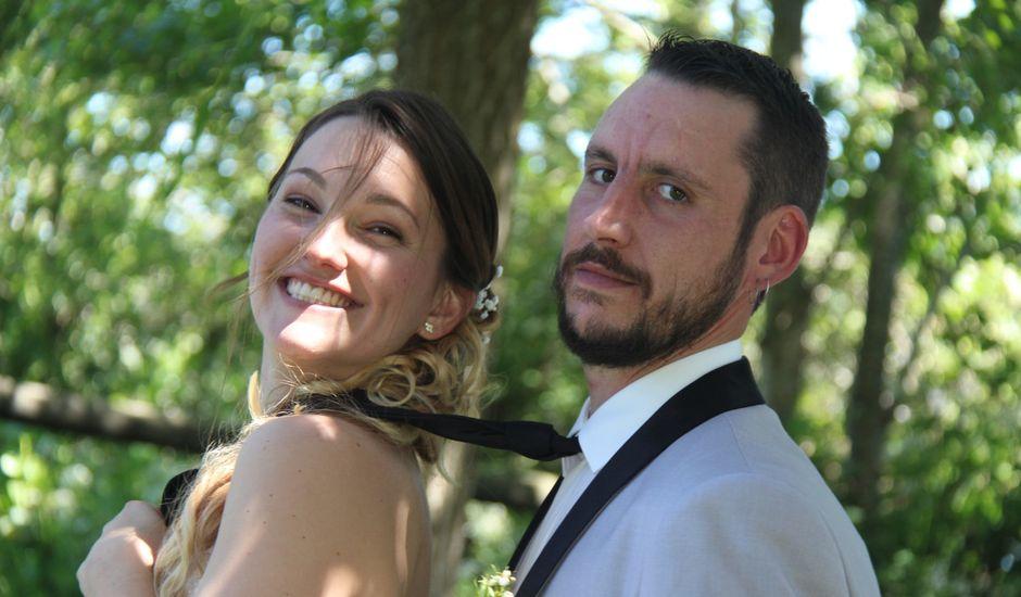 Le mariage de Andréa et Céline à La Chapelle-sur-Erdre, Loire Atlantique
