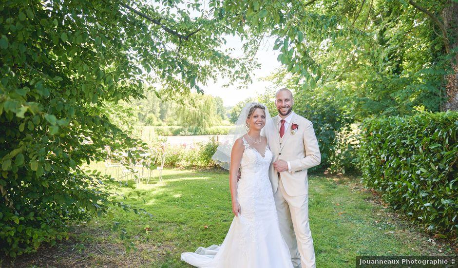 Le mariage de Clément et Aurélie à Changé, Sarthe