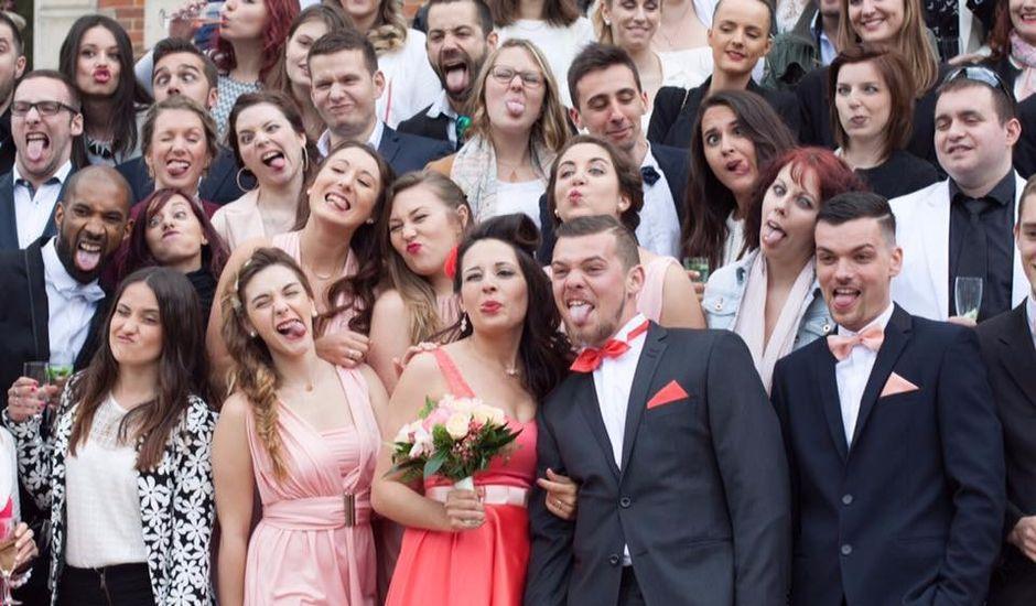 Le mariage de Antoine et Manon à Itteville, Essonne