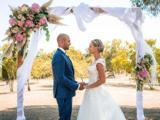 Le mariage de Marjorie et Gabriel