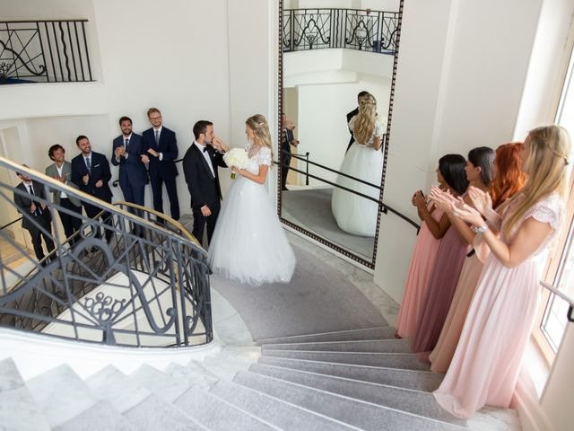 Le mariage de Dylan et Laura à Cannes, Alpes-Maritimes 39