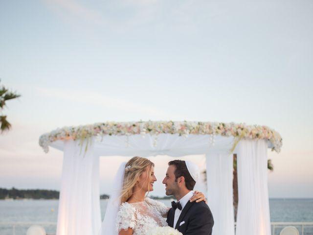 Le mariage de Dylan et Laura à Cannes, Alpes-Maritimes 92