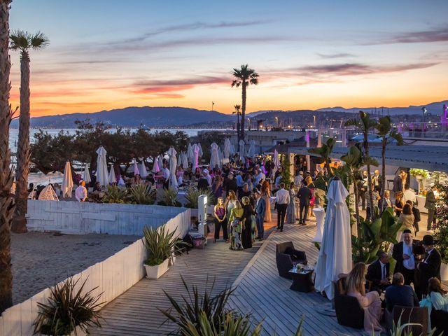 Le mariage de Dylan et Laura à Cannes, Alpes-Maritimes 94