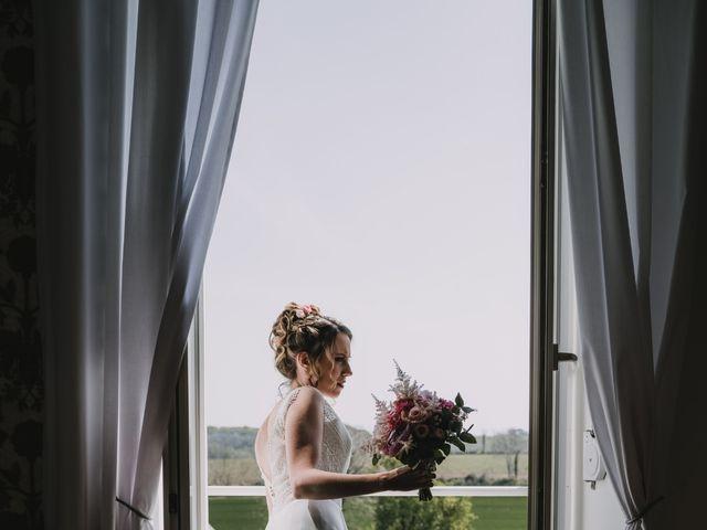 Le mariage de Benjamin et Laura à Quimper, Finistère 56