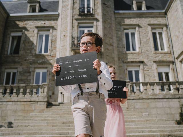 Le mariage de Benjamin et Laura à Quimper, Finistère 65