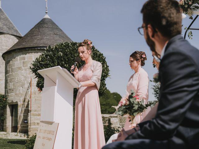 Le mariage de Benjamin et Laura à Quimper, Finistère 72