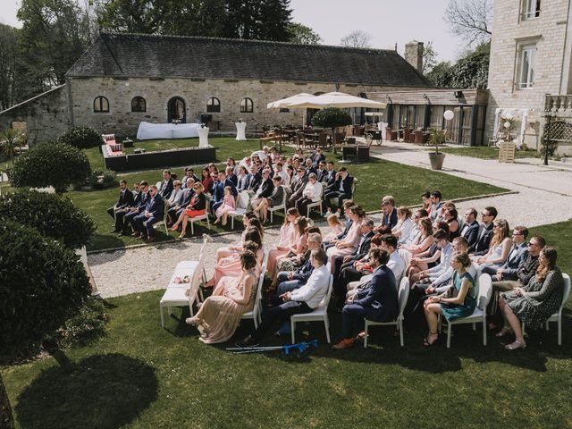 Le mariage de Benjamin et Laura à Quimper, Finistère 75