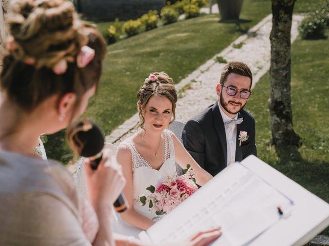 Le mariage de Benjamin et Laura à Quimper, Finistère 76