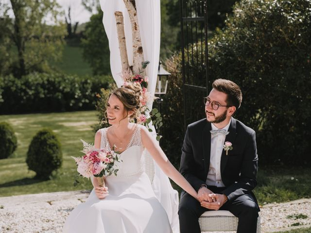 Le mariage de Benjamin et Laura à Quimper, Finistère 78