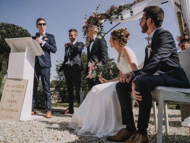 Le mariage de Benjamin et Laura à Quimper, Finistère 80