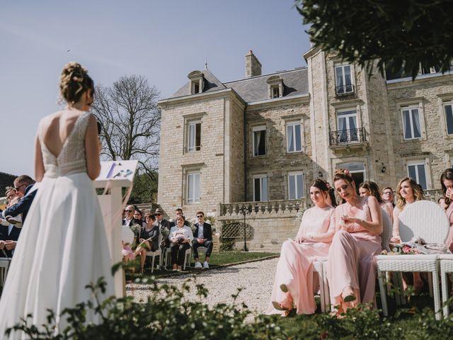 Le mariage de Benjamin et Laura à Quimper, Finistère 85