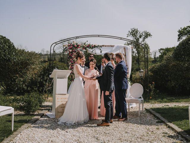 Le mariage de Benjamin et Laura à Quimper, Finistère 93