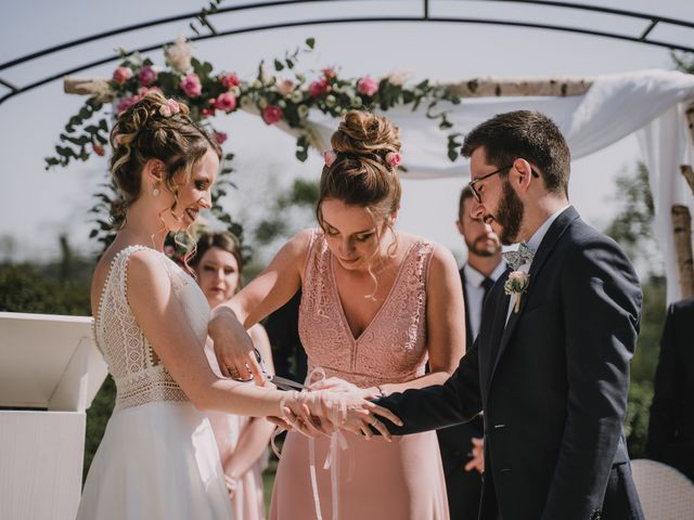 Le mariage de Benjamin et Laura à Quimper, Finistère 94
