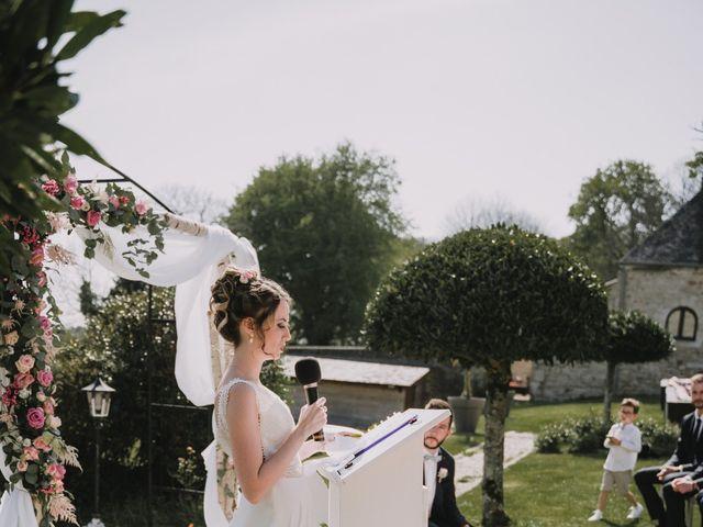 Le mariage de Benjamin et Laura à Quimper, Finistère 98