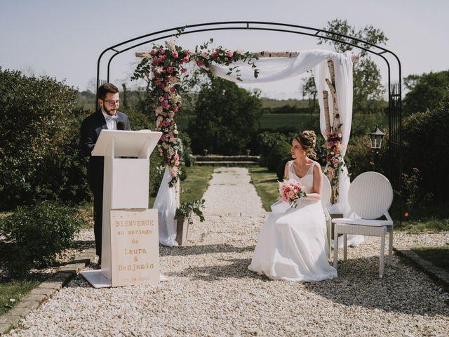 Le mariage de Benjamin et Laura à Quimper, Finistère 102