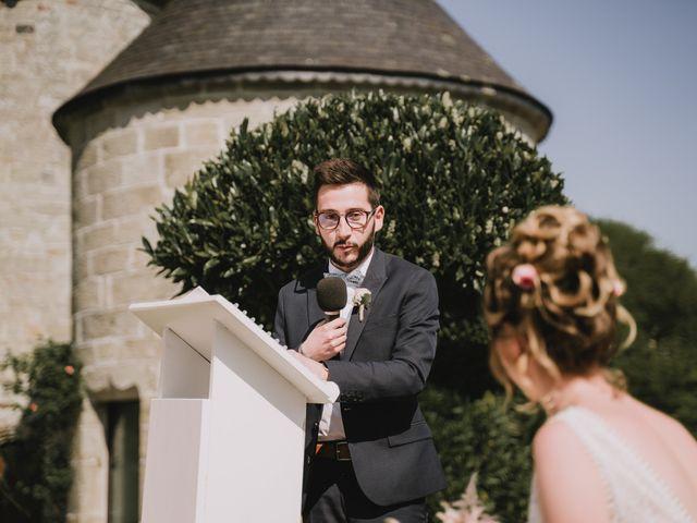 Le mariage de Benjamin et Laura à Quimper, Finistère 103