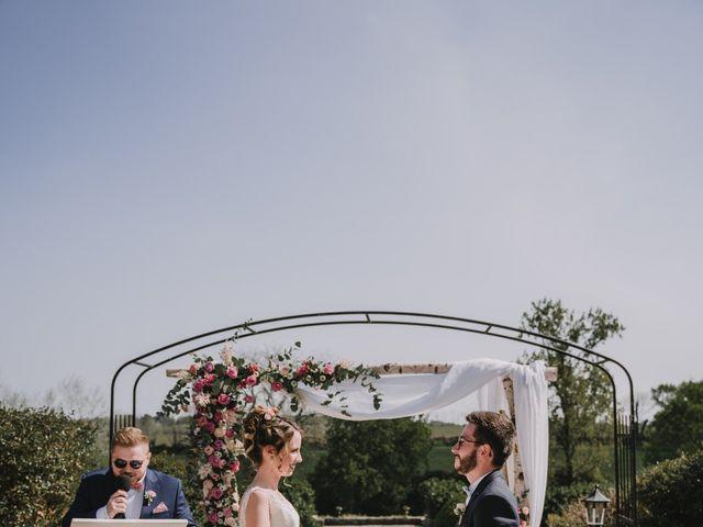 Le mariage de Benjamin et Laura à Quimper, Finistère 104