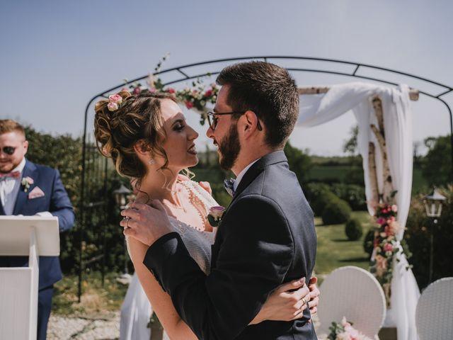 Le mariage de Benjamin et Laura à Quimper, Finistère 107