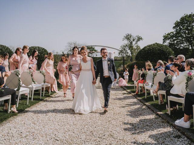 Le mariage de Benjamin et Laura à Quimper, Finistère 108