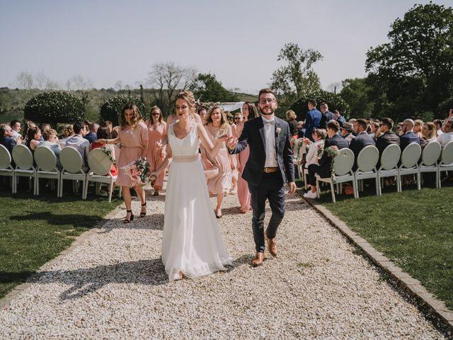 Le mariage de Benjamin et Laura à Quimper, Finistère 110