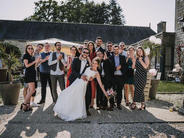 Le mariage de Benjamin et Laura à Quimper, Finistère 115