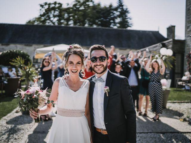 Le mariage de Benjamin et Laura à Quimper, Finistère 116