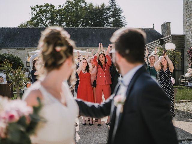 Le mariage de Benjamin et Laura à Quimper, Finistère 118
