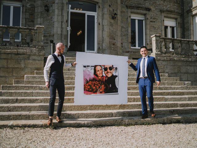 Le mariage de Benjamin et Laura à Quimper, Finistère 119