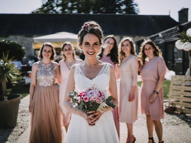 Le mariage de Benjamin et Laura à Quimper, Finistère 122