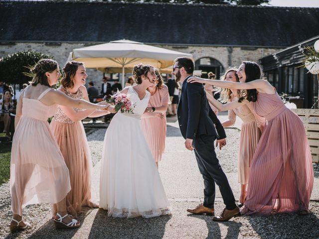 Le mariage de Benjamin et Laura à Quimper, Finistère 124